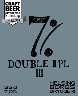 Skylt_Helsingborgs_Double_IPL