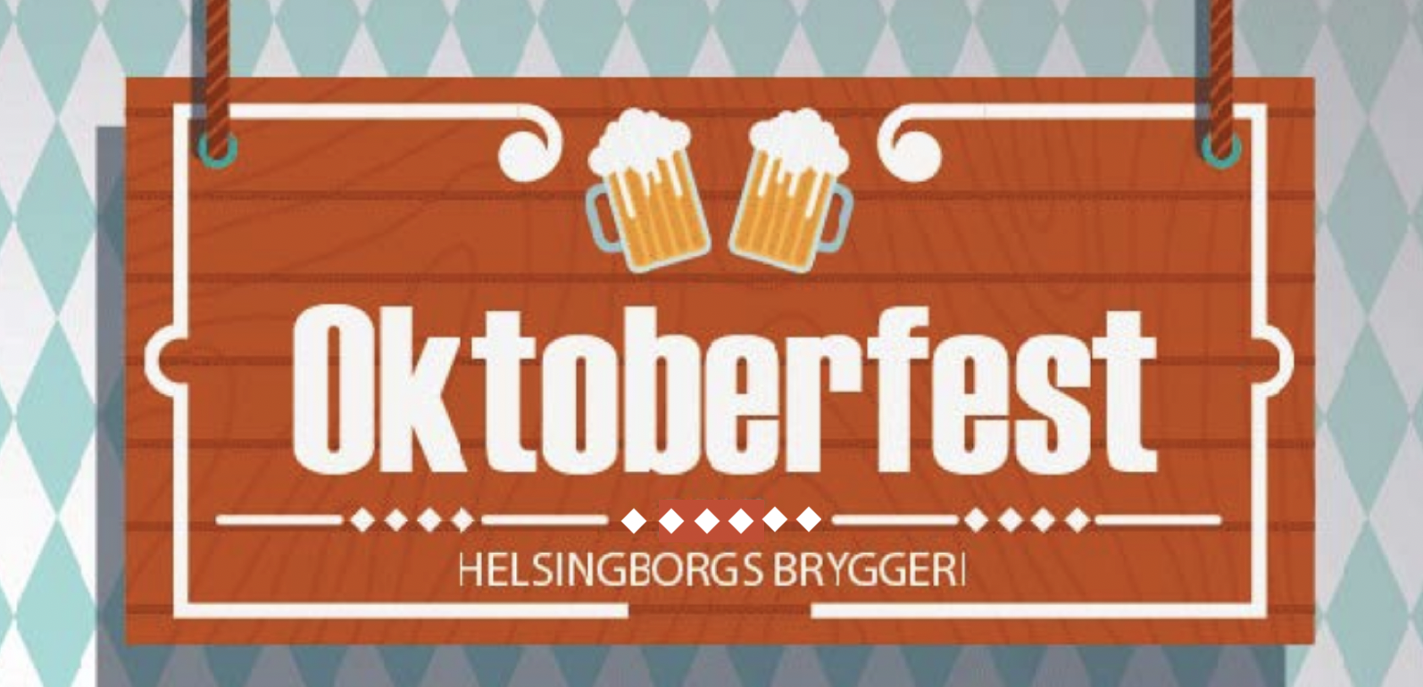Oktoberfest På Bryggeriet