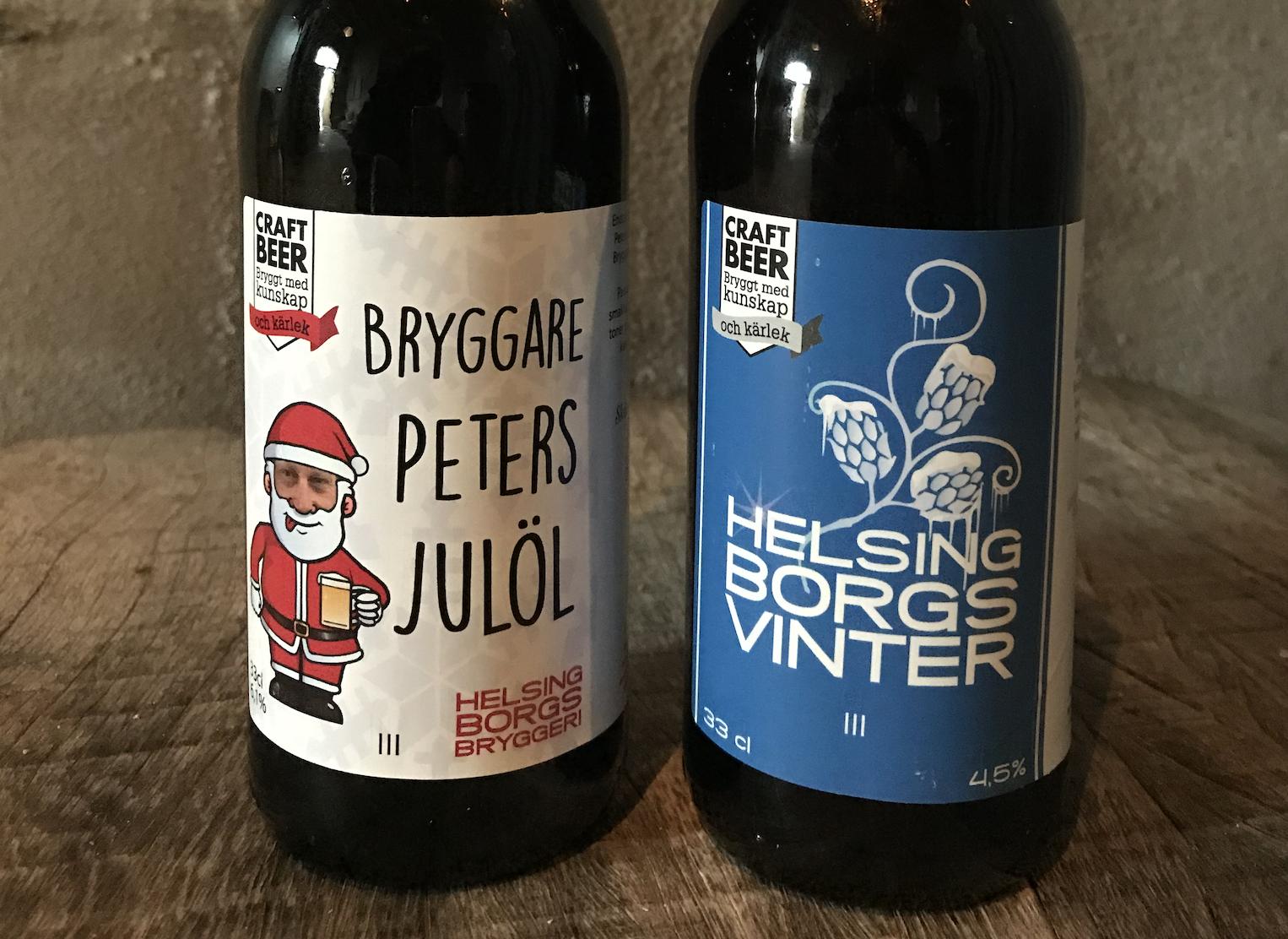 Bryggare Peters Julöl Och Vinter Nu På Systembolaget