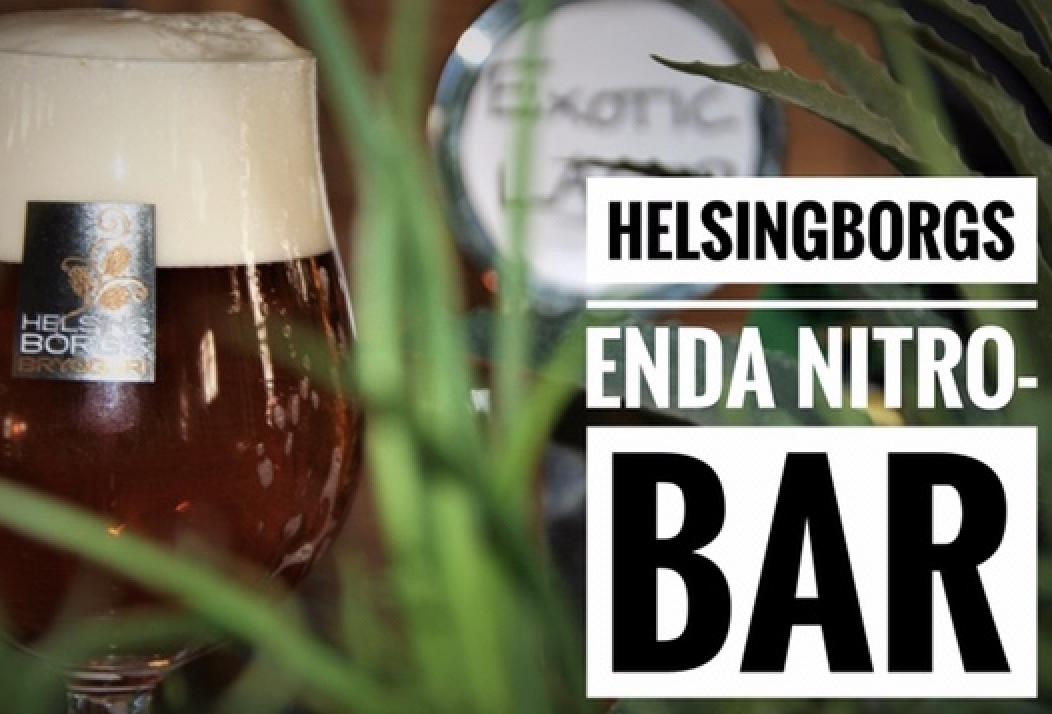 Helsingborgs Enda Nitro-bar