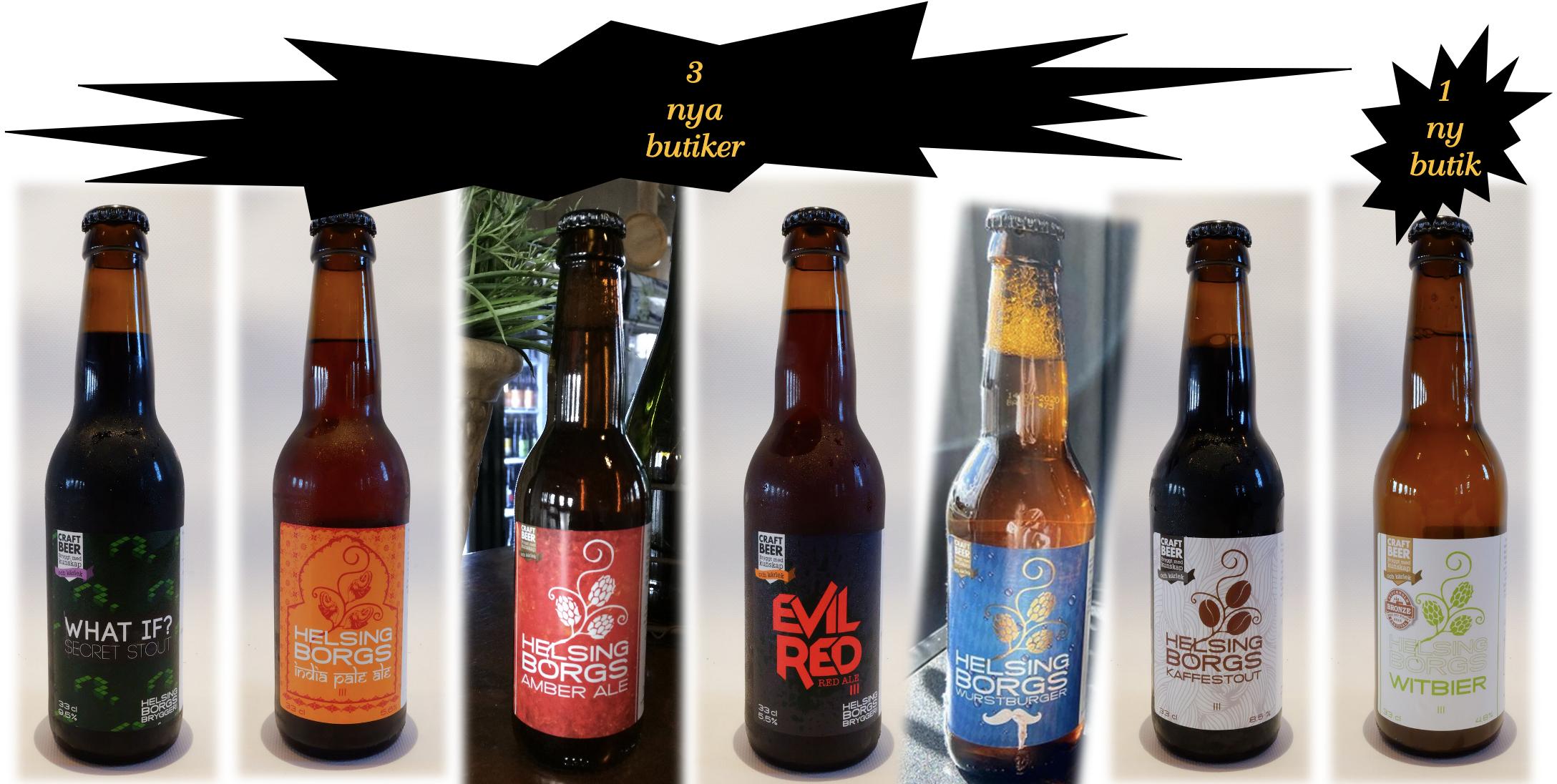 Fler Butiker På Systembolaget Har Vår öl. Utvärdering TSLS Systembolaget
